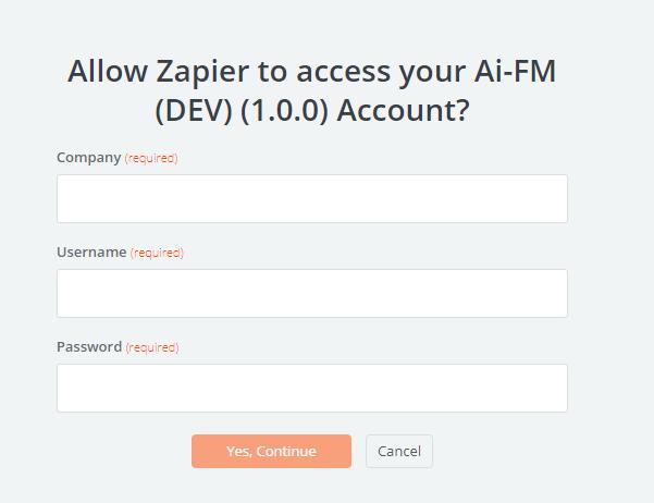 6  Ai-FM account.